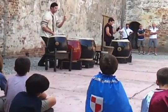 Tamburi Medioevali